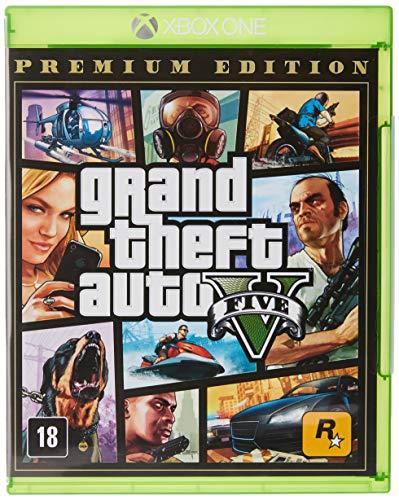 Grand Theft Auto V - Premium Online Edition - Xbox One