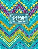 Book Launch Planning Log Template: Tracker Notebook Organizer