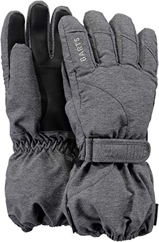 Barts Unisex-Kinder Tec Glove Winter-Handschuhe, Anthracite, 3