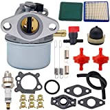 Yiizy 799868 Carburetor for Briggs & Stratton 694202 693909 692648 499617 498170 497586 498254 497314 497347 497410 799872 790821 498255 498966 698444 Carburetor