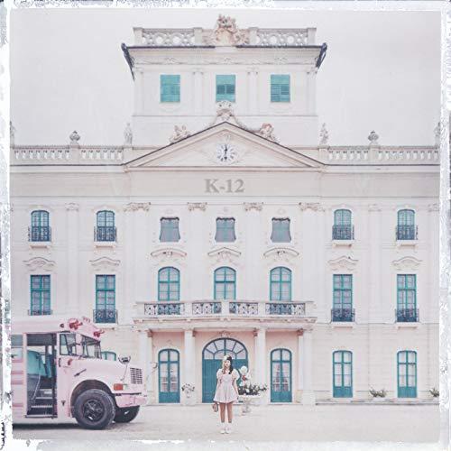 K-12 (Baby Pink Vinyl)