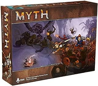 Myth Board Game by Megacon Games