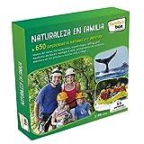 Cofre DE EXPERIENCIAS Naturaleza EN Familia - Más de 650 experiencias de Naturaleza y Aventura