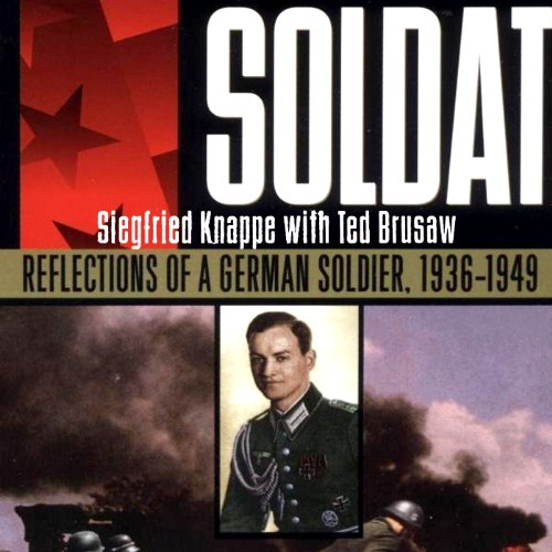Soldat audiobook cover art
