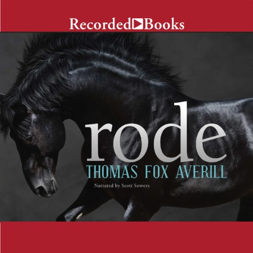 Rode audiobook cover art