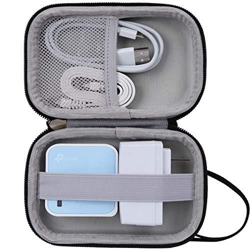 Aproca Hart Schutz Hülle Reise Tragen Etui Tasche für TP-Link TL-WR802N / TL-WR902AC / TL-MR3020 WLAN Nano Router