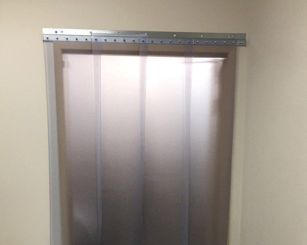 Strip-Curtains.com: Strip Door Curtain - 144 ft 12 Width in. X 35% OFF Memphis Mall