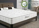Rucas Memory Foam Mattress Innerspring Hybrid Mattress for Added Comfort Mattress, CertiPUR-US Certified Adaptive Foam, [15 Year Warranty]- Full 547510