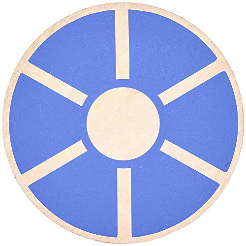 Check Out This JIANGXIUQIN Balance Board Round Wooden Balance Board Prone Frame Multifunctional Yoga...