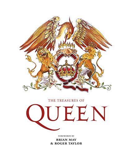 Doherty, H: Treasures of Queen: Authorised history of Queen