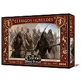 Edge Entertainment- Game of Thrones Cancion de Fuego y Hielo el Juego de Miniaturas - Clérigos humildes, Color (EECMSI28)