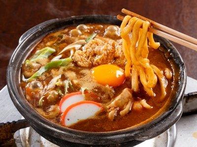 山本屋 味噌煮込みうどん 冷蔵 (4食セット)
