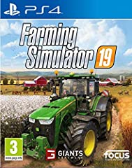 The biggest step forward for the Farming Simulator franchise, offering the most striking and immersive graphics ever Use and drive hundreds of faithfully reproduced farming vehicles and tools from well-known brands, including for the first time the l...