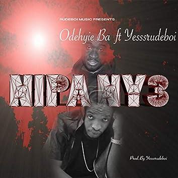 Nipa Nye (feat. Yesssrudeboi)