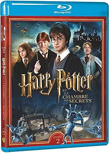 Harry Potter et la Chambre des Secrets - Année 2 - Le monde des Sorciers de J.K. Rowling - Blu-ray