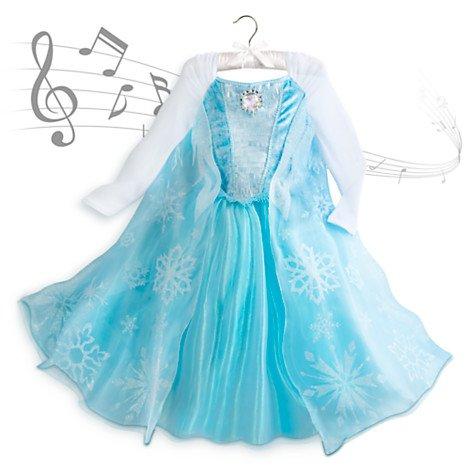 Frozen Elsa de chant Costume robe Pour les enfants | Déguisements | Disney Store taille- 7/8