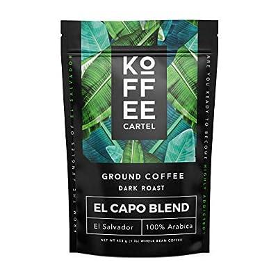 Koffee Cartel El Capo Blend Dark Roast by KOFFEE CARTEL