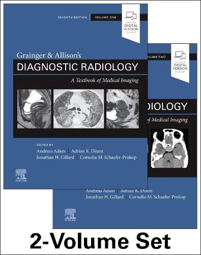 Grainger & Allison's Diagnostic Radiology: 2-Volume Set (Hardcover)