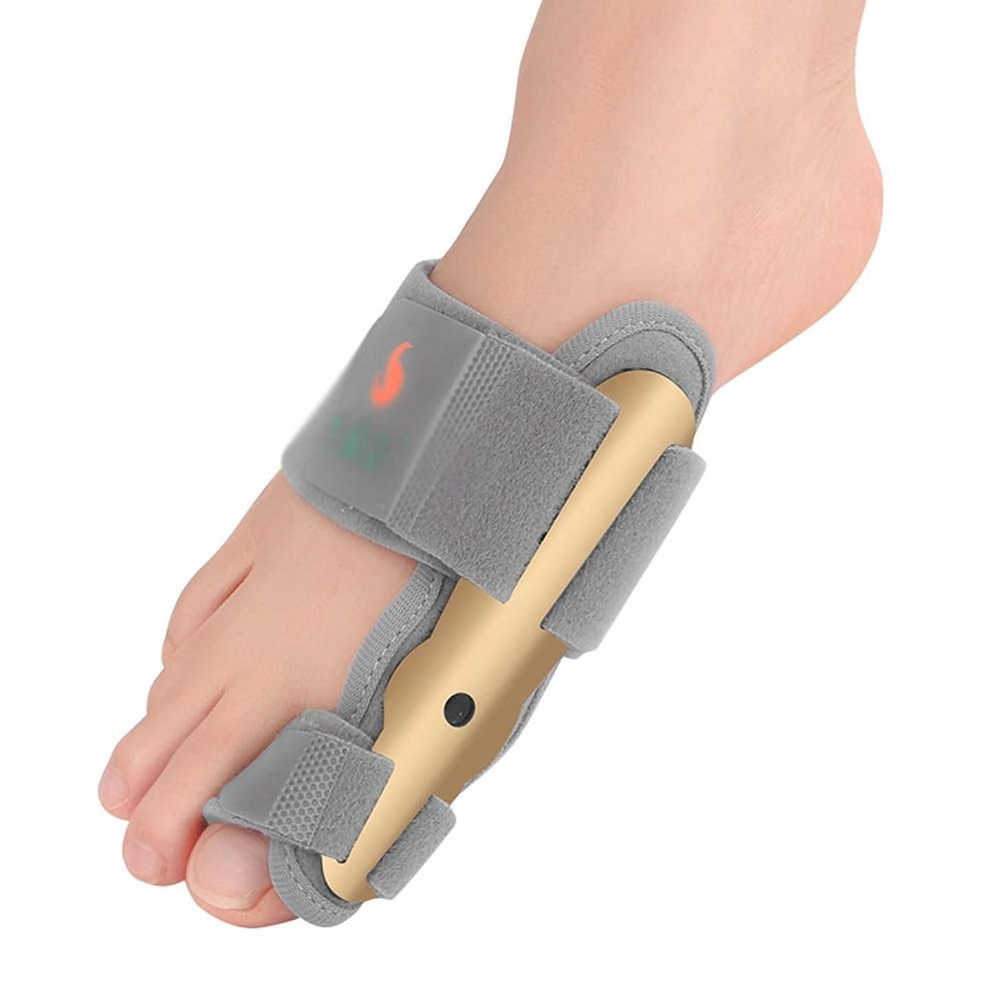 アドバンテージ薄い宙返り足指矯正腱膜炎スプリントレリーフ痛み外反母趾分離器ユニセックス左右両用ユニバーサル