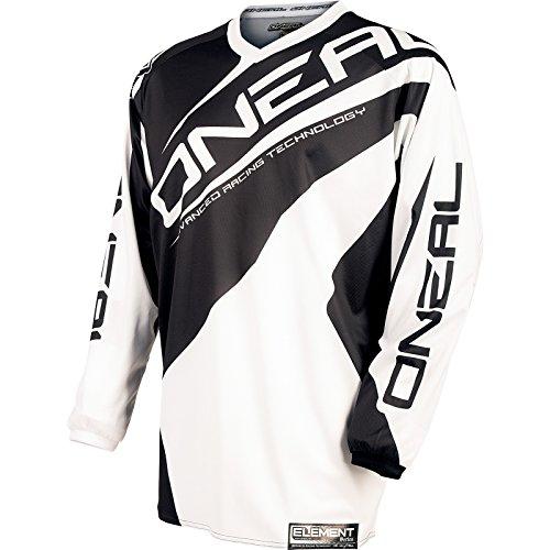 Oneal Element 2015 abbigliamento maglia da motocross White X-Large