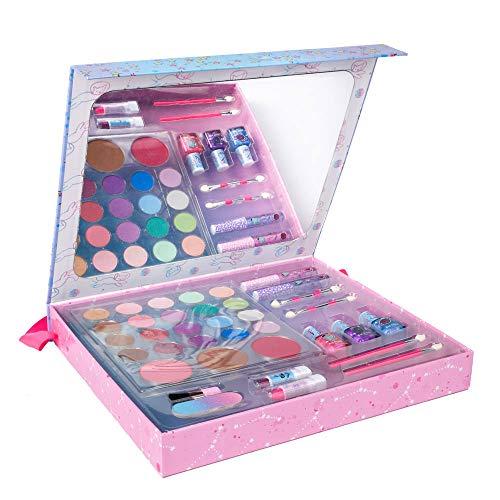 CREATE IT - Malette maquillage miroir - pour enfant fille - 84172