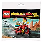 LEGO Monkie Kid Delivery Bike Polybag Set 30341 (Bagged)