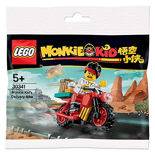 LEGO 30341 Monkie Kid´s Delivery Bike Polybag