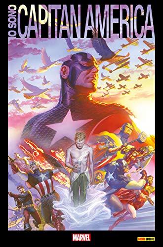 """Io sono Capitan America (Marvel Collection: Speciali """"Io sono"""" Vol. 4)"""
