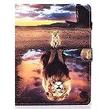 10 inch Tablet Housse - Housse Universelle en Cuir pour Toutes Les tablettes 9-11'(Samsung Tab...