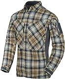 Helikon-Tex Hombre MBDU Camisa de Franela Ginger Plaid tamaño XL
