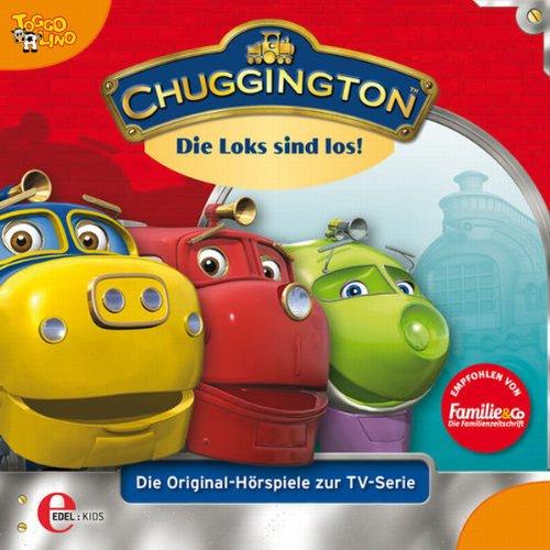 Die Loks sind los! (Chuggington 1) Titelbild