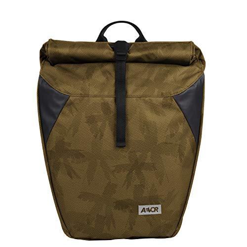 AEVOR Rolltop - erweiterbarer Rucksack, wasserabweisend, gepolsterter Rücken - Blue...