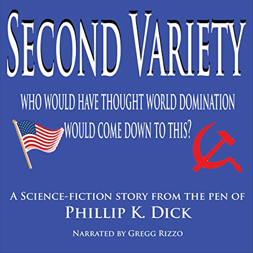 Second Variety audiobook cover art