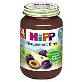 Hipp Pflaume mit Birne, 190g