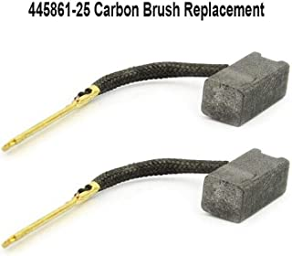 445861-25 - Juego de cepillos de carbono para DeWalt DeWalt, Porter Cable y herramientas eléctricas Black & Decker