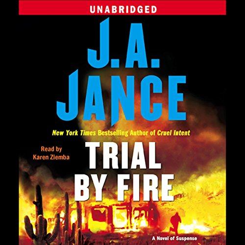 Trial by Fire cover art