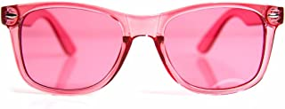 GloFX Baker-Miller Pink (Rose) Color Therapy Glasses Chakra Glasses Relax Glasses