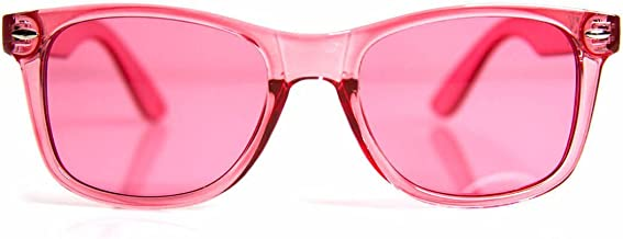 GloFX Color Therapy Glasses – Chakra Mood Light Therapy Chromotherapy Glasses