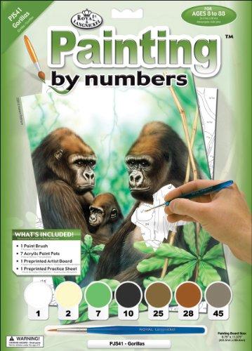 Royal & Langnickel - Juego de Pinturas por números (PJS41)