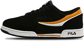 حذاء رياضي رجالي من Fila مزود بجزء علوي منخفض أسود