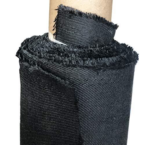 FireMat Black Edition (Zuschnitt 50cm x 50cm) Die Randeinfassung sind Nicht versäubert -Die Brandschutz- und Sicherheitsunterlage, Bescheinigt nach DIN EN ISO 11925-2 (Hitzebeständig bis 300 Grad)
