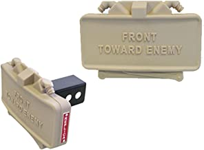 GG&G GGG-1791 Claymore Mine Hitch Cover - Tan