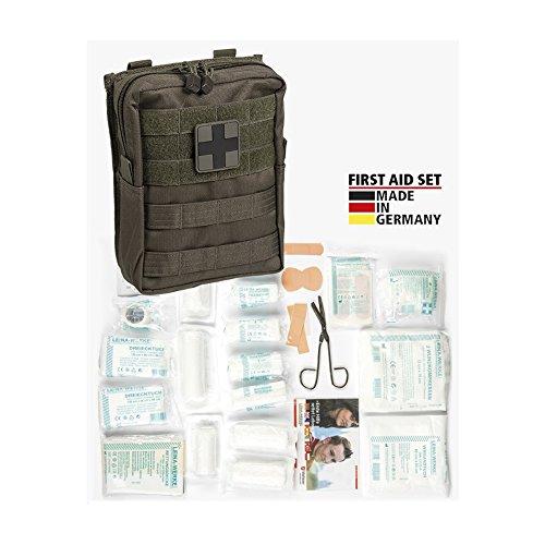 Mil-Tec First Aid Set Leina pro.43-TLG lg Oliv