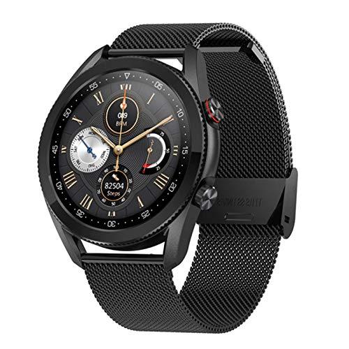 YYZ L19 Moda Smart Watch Ladies Men Sports Smart Watch Caso De Aleación IP68 Impermeable Smartwatch,F