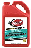 Red Line RED41005 2-Stroke Snowmobile Oil - 1 Gallon Jug