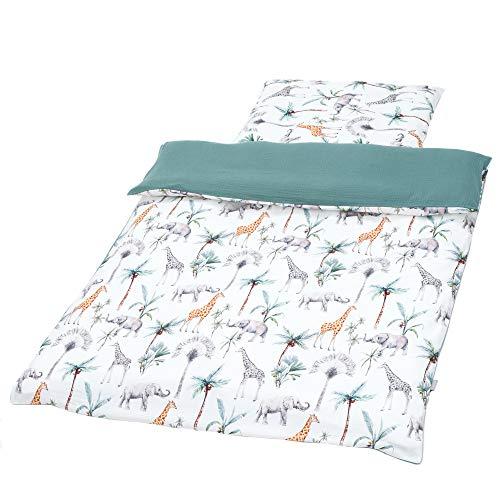 Sevira Kids SAFARI Cotton Bedding Set