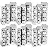 FEYG Magnete, Extrem Stark Magnete Neodym Magnetefür Magnettafel, Whiteboard, Kühlschrank(3Size 60pc)