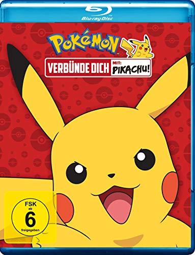 Verbünde dich mit Pikachu! [Blu-ray]