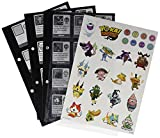 Yo-Kai Watch Series 1 Medallium Collection Book Pages Accessory Set