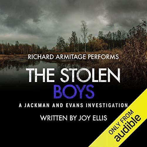 The Stolen Boys: Jackman & Evans, Book 5